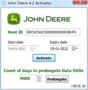 John Deere Service Advisor Keygen